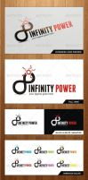 Infinity Power Logo Template - Graphicriver by Changyik