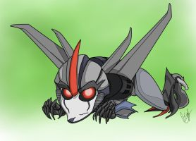 Starscream TFP by Hito-ska