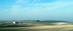 Andalusian Fields by donnosch