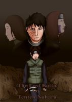 The Last Battle Of Tenten Nohara Cover by cas42