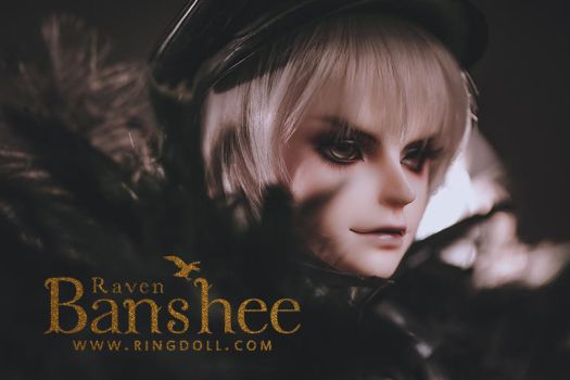 Ringdoll new grown Raven is released by Ringdoll