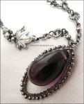 Dionysus necklace detail 1 by PLESITEArt