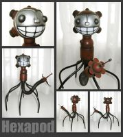 The Hexapod by e47art