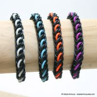 Glow in the Dark Bracelets I by Utopia-Armoury