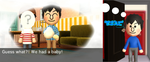 Rion Imagines to be a Dad (Tomodachi Life Demo) by Kulit7215