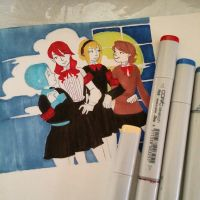 P3 Ladies by OmiOhMy