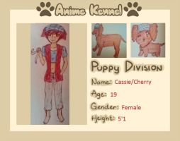 Anime Kennel App- Cherry by Angel-of-the-Lore