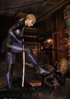 It's over Wesker by HuangZhenyangHZ