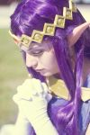 Princess Hilda - A Link Between Worlds by Sofy-Cos