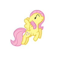 Fluttershy by ColbieWhite