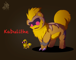Kabulithe by LunnaHowell
