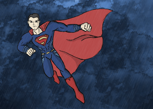 Superman Dawn of Justice by Kal-Kent