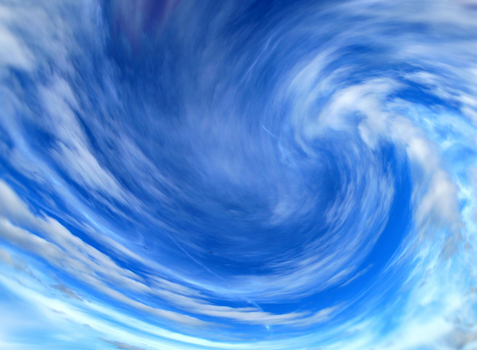 fantasy sky wave swirls vortex ~ STOCK by AStoKo