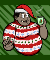 Merry x-mas by STONED-HERETIC