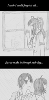 Life [doujinshi preview] by melondramatics