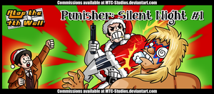AT4W: Punisher - Silent night 1 by MTC-Studio