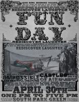 FUN DAY POSTER by Fish-man