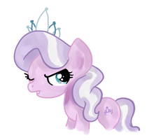 Diamond Tiara by Taon-the-Chosen