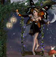 Night for Fairies by pennys-designs
