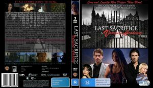Last Sacrifice Dvd Cover by R0SEHATHAWAY