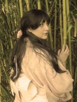 In The Bamboo by UchihaMorwen