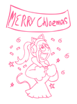 Merry Chloemas by Imagine23