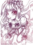 79 KeyWord Commish: Lolita Girl + Gothic Lolita by Mako-Fufu