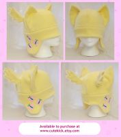 Fluttershy Hat MLP:FiM by cutekick