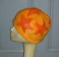 Dragonball hat by The-Rubber-Pineapple