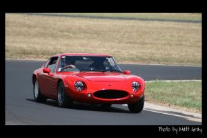 Bolwell Sports Car by matt-chops