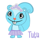 Happy Tree Friends OC: Tutu by Sonic-Tube
