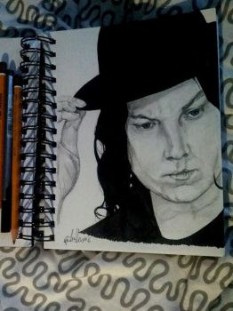 Jack White by Evaniris