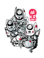 K2 Abstracts Deck by Jawa-Tron