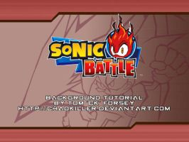 Sonic Battle BG Tutorial by chaokiller