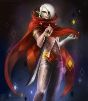 Ghirahim by EternaLegend