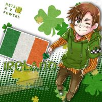 APH: Ireland Character CD by fir3h34rt