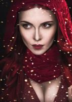 Melisandre from A Song of Ice and Fire by Sladkoslava
