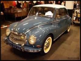 1958 DKW F93 by compaan-art