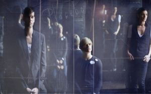 Placebo wallpaper, mirrors by DittyDots