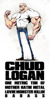 CHUD LOGAN by JeffStokely