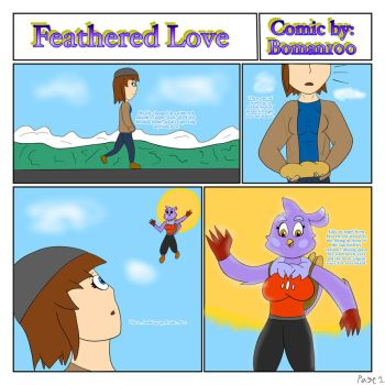 Feathered Love - A SPD Comic - Page 1 by Boman100