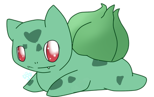1. Bulbasaur by Birmapus