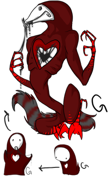 Heart Stainer Muoab Spoiler by The-Hollowest-Dreams