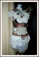 My Steampunk Outfit by S-T-A-R-gazer