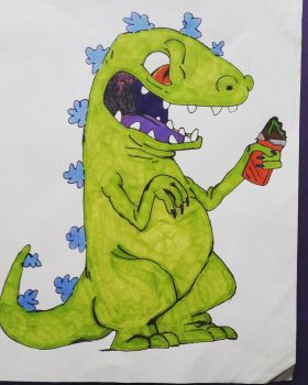 Reptar! by liloved1