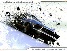 within a millisecond by RKGrafixx