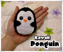 Kawaii Penguin by SongAhIn