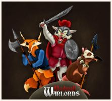 Redwall:Warlords - Commission by killskerry