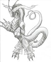 Othello Demon form Request +ro by dragongirl77