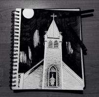 #2 Church by AimlessStruggles